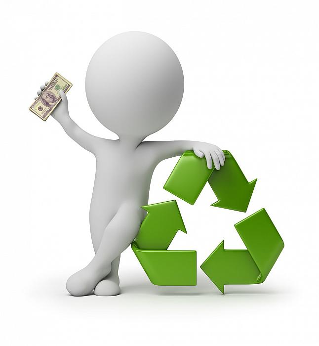 9074998 ML recycle money