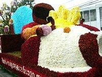 Flower Festival Float 3