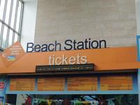 Beach Station Tickets